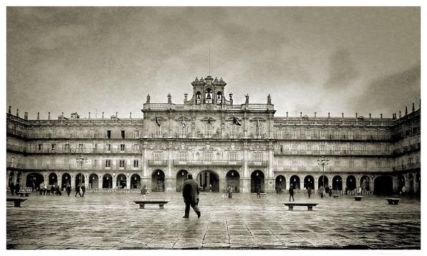 Plaza Mayor, Salamanca