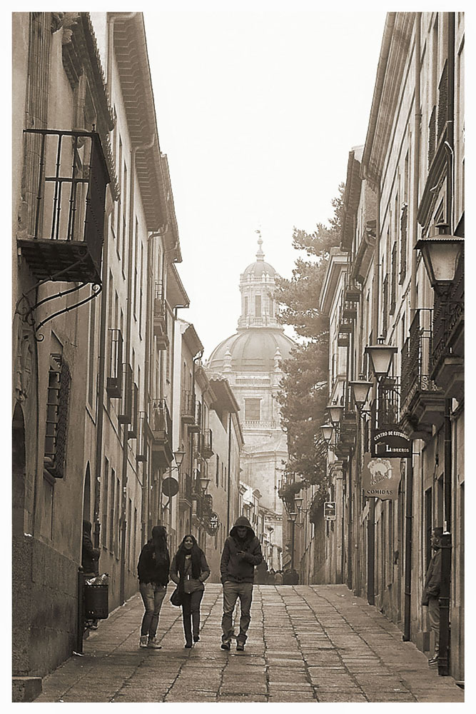Libreros street