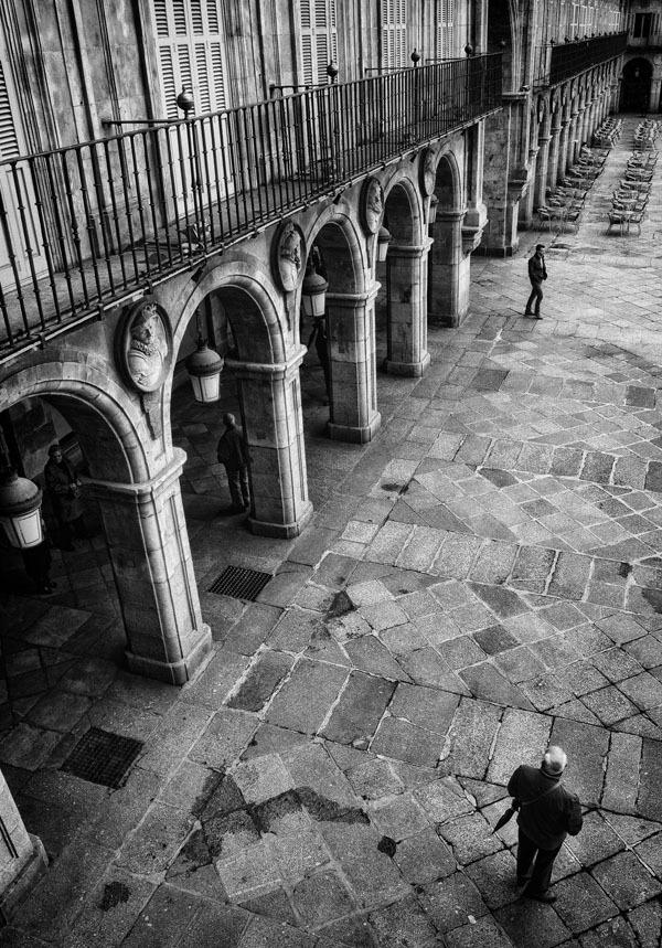 Plaza Mayor, Salamanca I