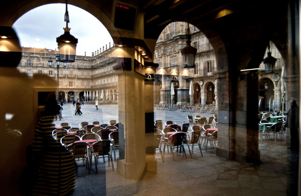 Plaza Mayor, Salamanca I I