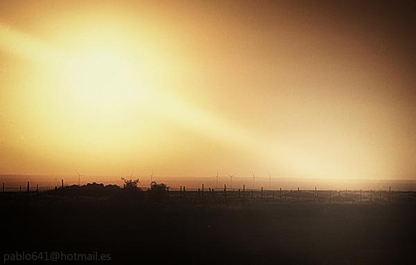 Al alba de mi tierra