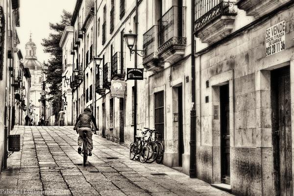 Calle Libreros , Salamanca