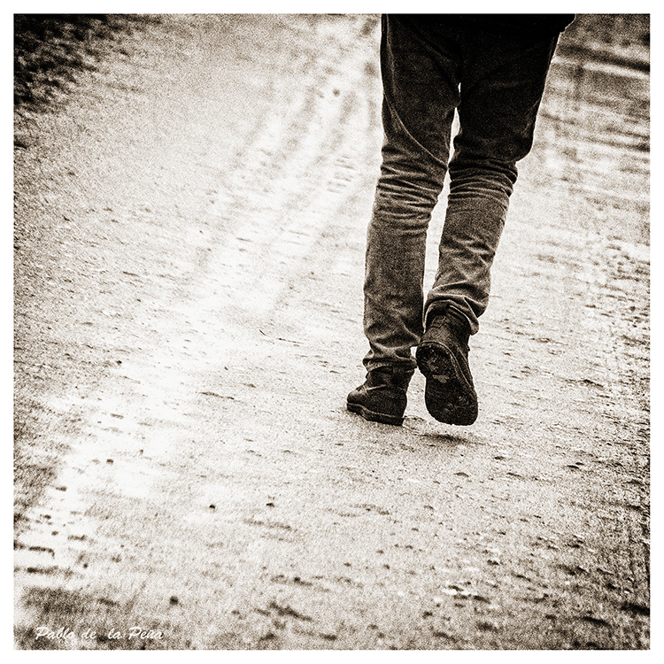 we make the road by walking............