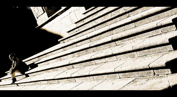 Escaleras Clerecia, Salamanca