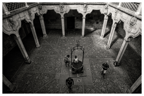 Casa de las Conchas ,Salamanca