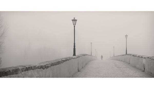 Fog roads