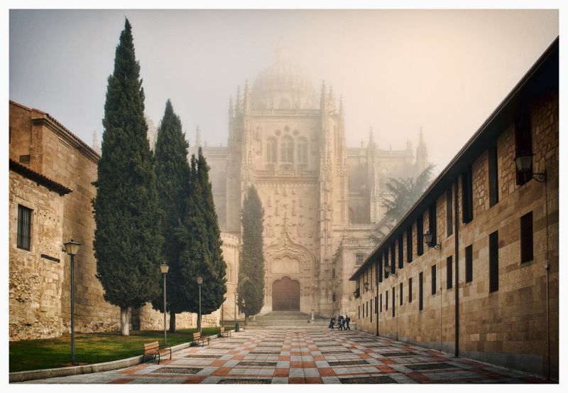 Merry Christmas to all from Salamanca