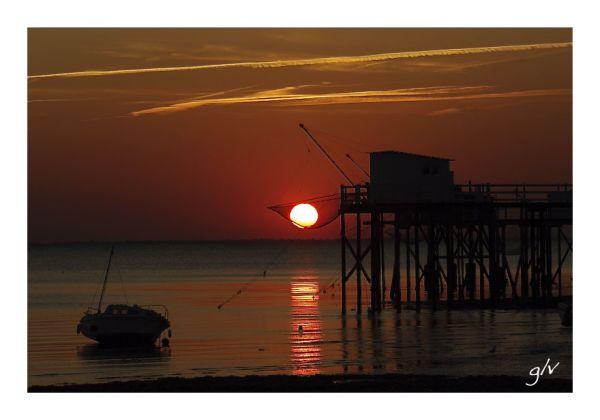 Le pêcheur de soleil / Fishing the sun
