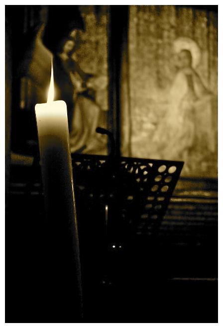 Lumière divine ?