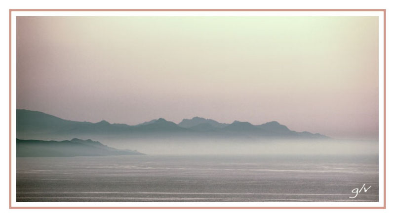 Brume matinale / Misty morning