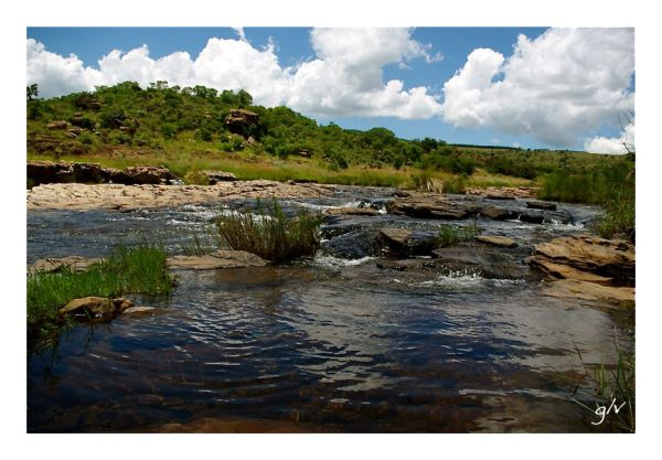 L'eau vive (IV) - La rivière