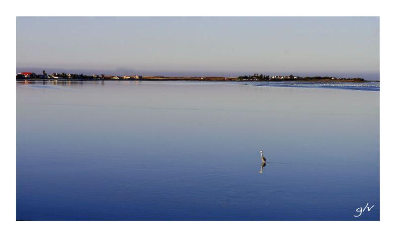 A l'orée du grand large (V) - la lagune