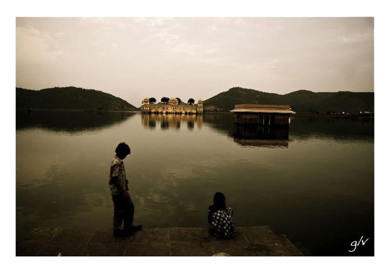 Lake Palace in Jaipur