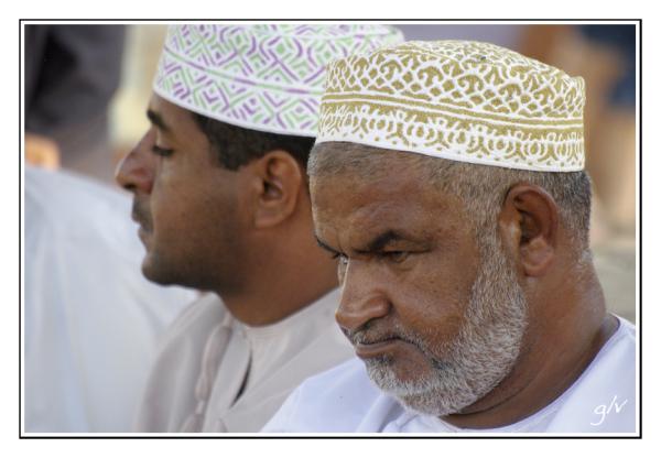 Portrait omanais / Omani portrait (02)