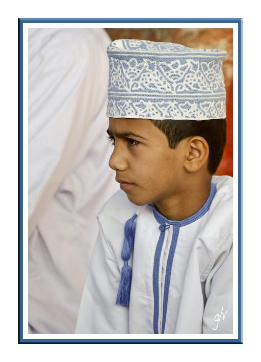 Portrait omanais / Omani portrait (03)