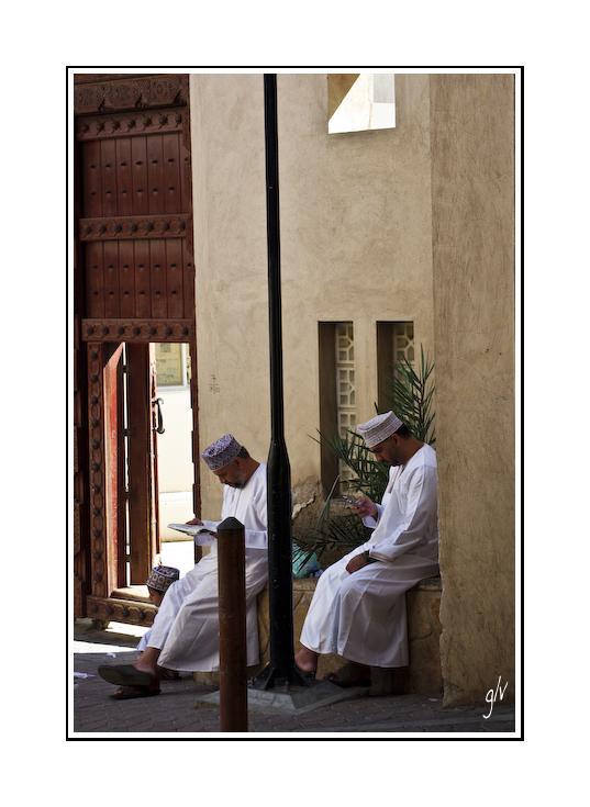Souks et marchés d'Oman (03)