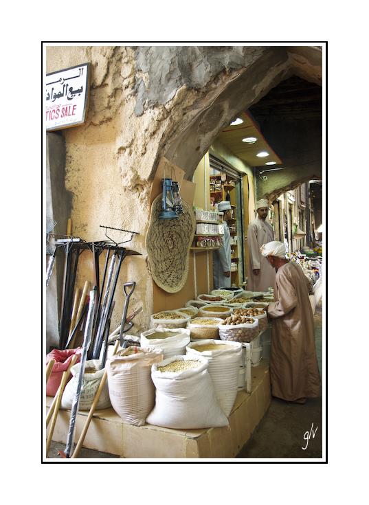 Souks et marchés d'Oman (07)