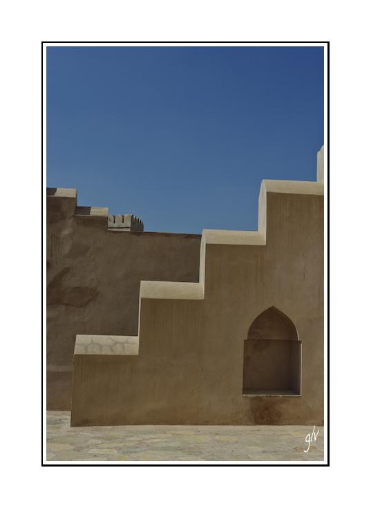 Fort omanais - Omani fortress (14)