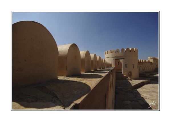 Fort omanais - Omani fortress (15)
