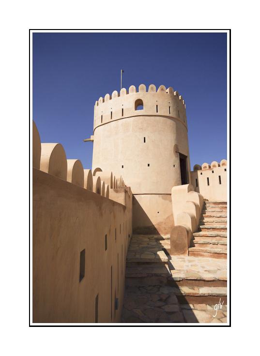Fort omanais - Omani fortress (16)