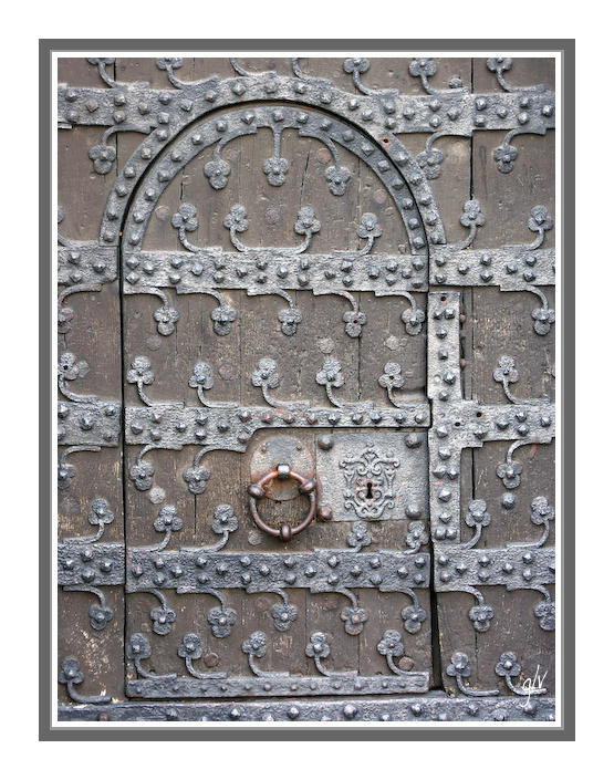 La plus belle place - Une porte