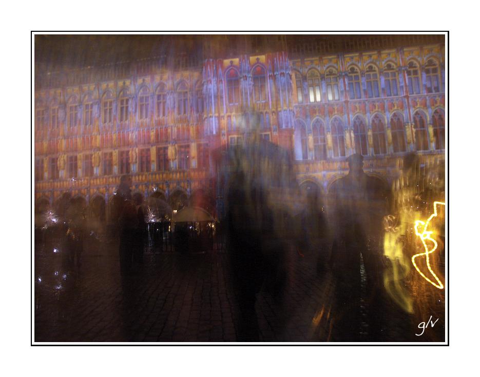 Les fantômes de la Grand-Place