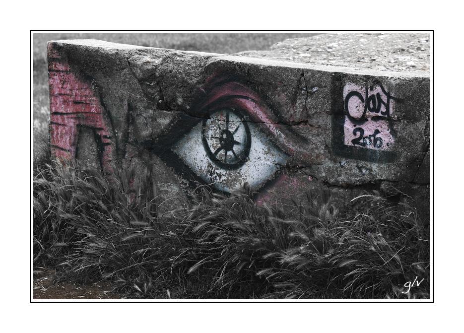 L'oeil de Caïn ? Cain's eye ?