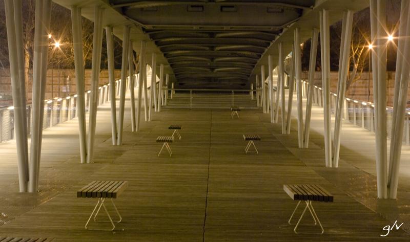 Balade nocturne sur les quais de Seine (5)