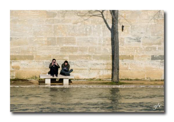 Balade diurne sur les quais de Seine (4)