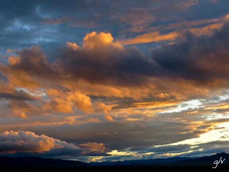 Ciel mongol