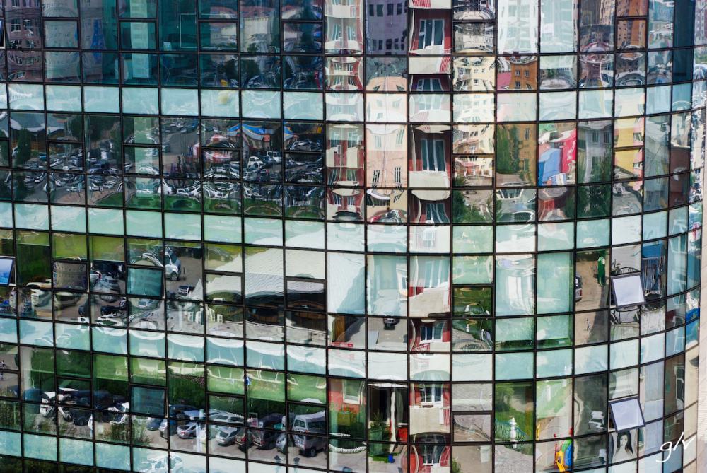 Patchwork urbain - Urban patchwork
