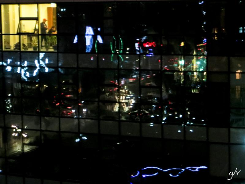 Patchwork urbain ... de nuit