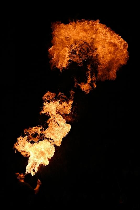 Le dompteur du Feu / The Fire Tamer