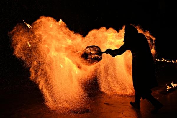 Combattant du feu - Fighting the Fire