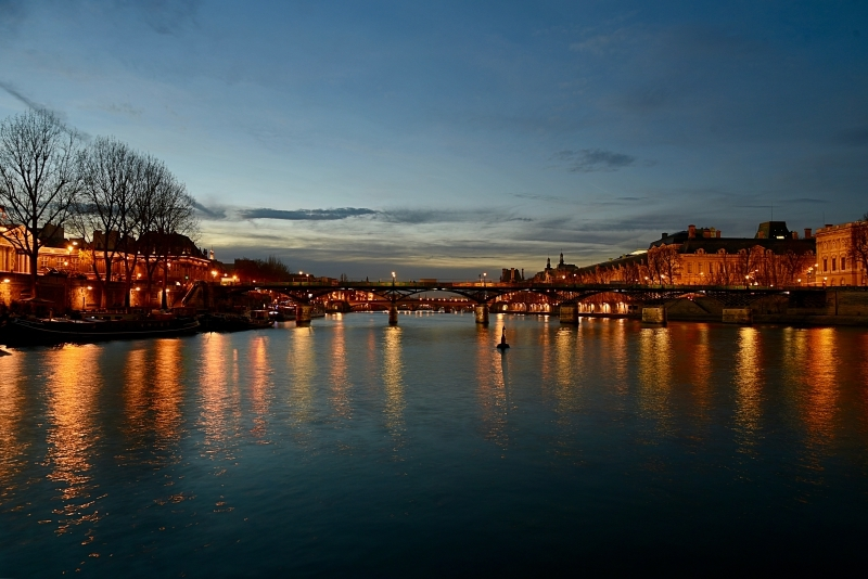 La Seine au Vert-Galant