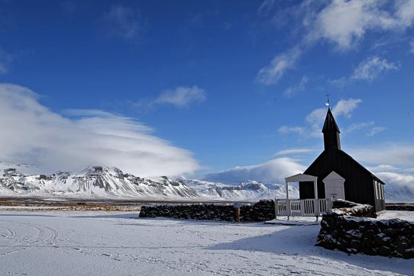 Chapelle Noire de Budir Black Chapel