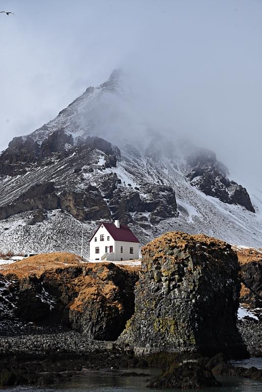 La petite maison entre montagne et mer