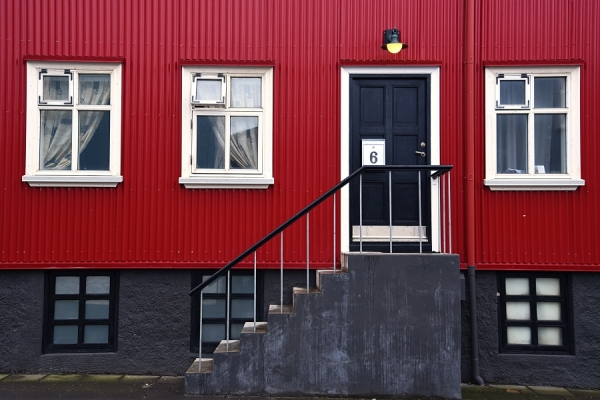 Colorful Reykjavik (1)