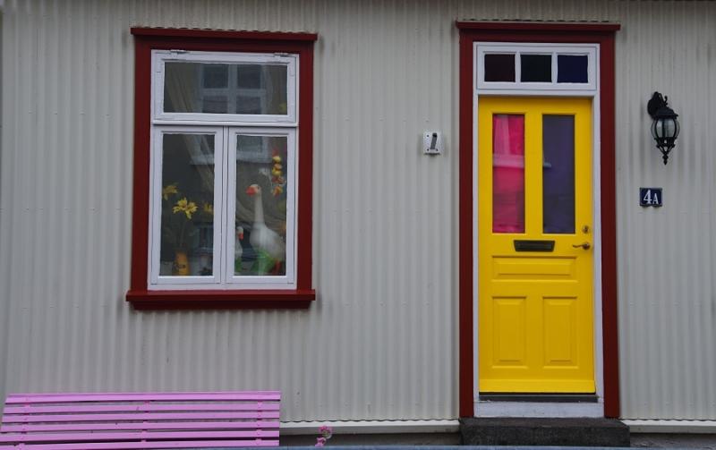 Colorful Reykjavik (2)