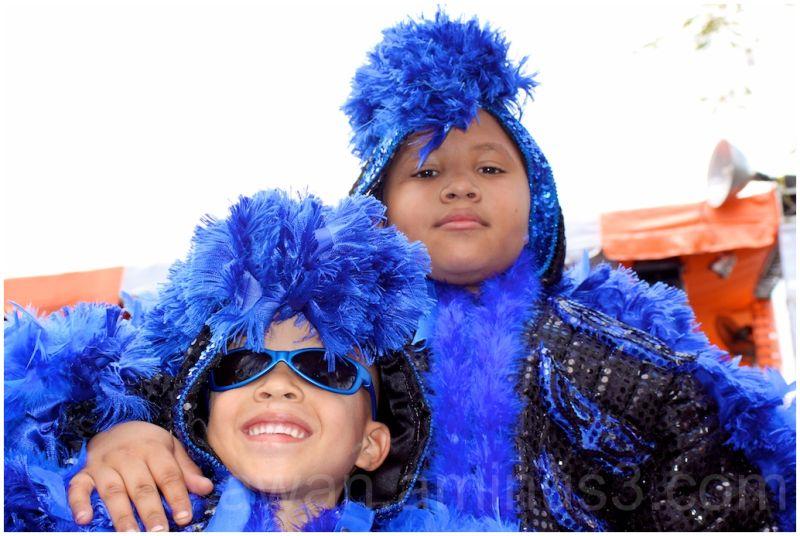 Carnival Blue