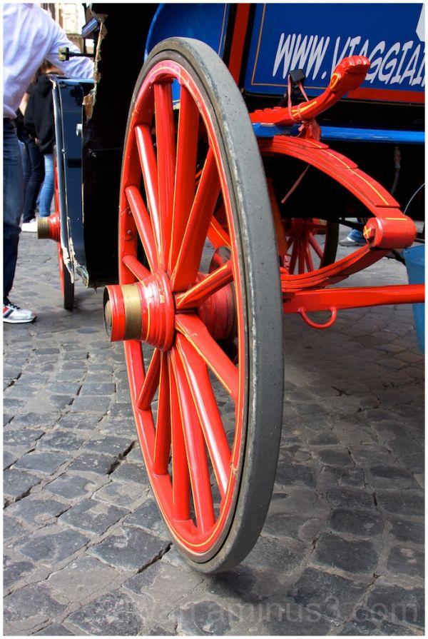 Big invention.. the Wheel