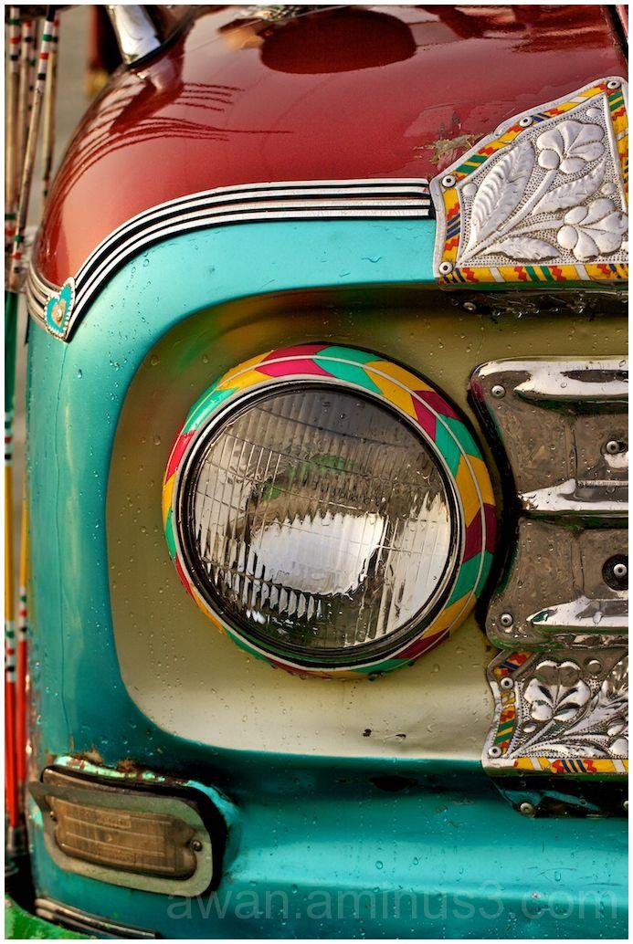 Truck Art - Abbottabad
