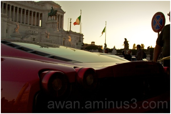 Ferrari forever young