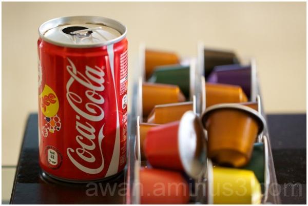 Coke or Nespresso?