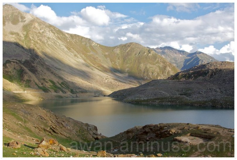 Lollu Sar Lake Pakistan