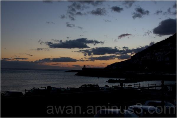 Amalfi Evening