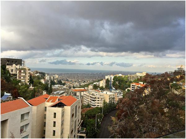 Beirut morning