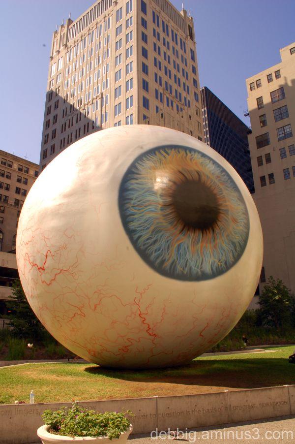 eye State & Van Buren Tony Tasset