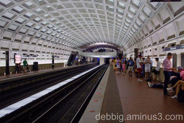 Metro Washington DC