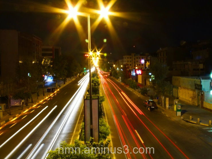 tehran (شبهای تهران)